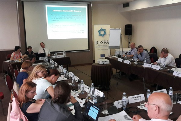 Workshop on Managerial Accountability and Risk Management, 28 – 29 June 2017, Belgrade, Serbia