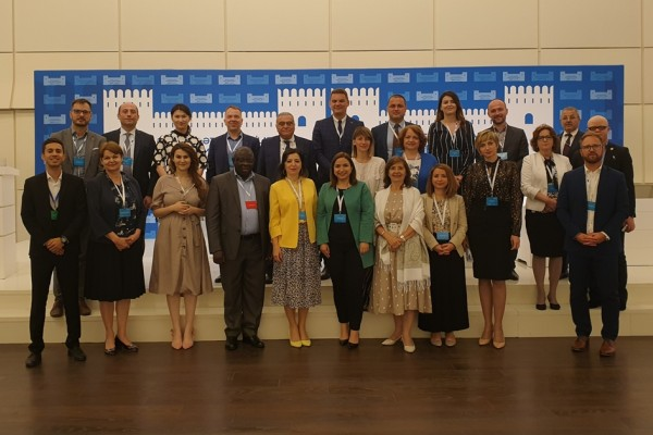 ReSPA traditionally participates at the UNDESA Awards ceremony