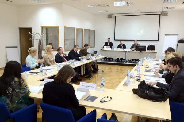 ReSPA First Thematic Advisory Board Meeting