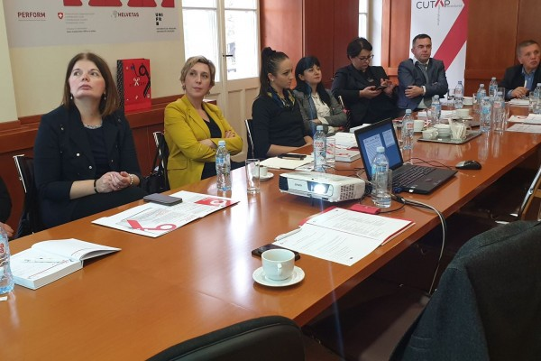 Mobility Scheme Programme: Visit to the Public Policy Secretariat of the Republic of Serbia