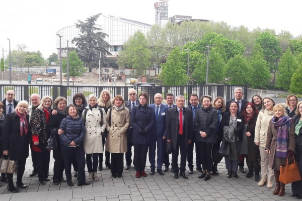 Study Visit to the Council of Europe and  the European Court of Human Rights (ECtHR)