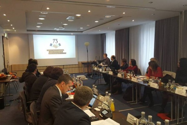 ReSPA participated to the 10th Meeting of the South East Europe 2020 Strategy Coordination Board