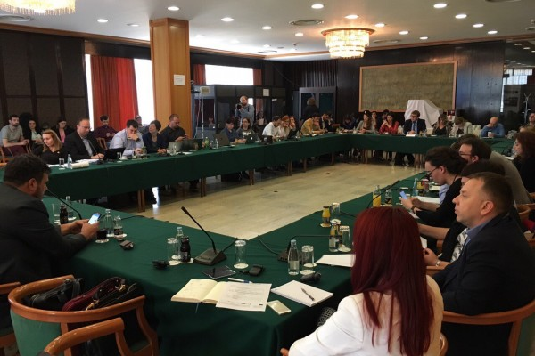 ReSPA participates at the OGP meeting in Sarajevo 2.jpg