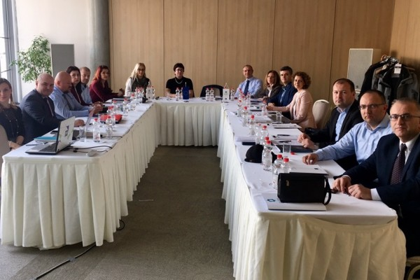 Mobility Scheme: Working Visit of the Delegation from Bosnia and Herzegovina to Serbia