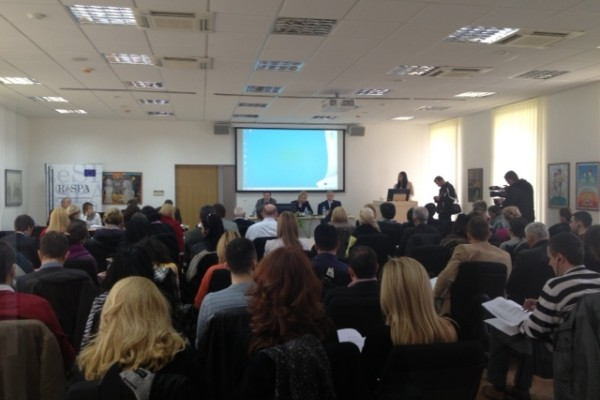 Ministry of Interior of Montenegro in cooperation with SIGMA organized a Public discussion on the draft Law on the Administrative Procedures