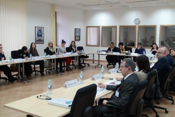Workshop on Institution Building for EU Membership and Law Approximation 12.jpg