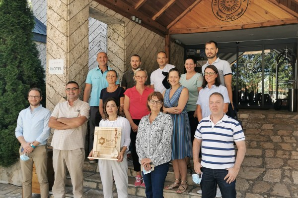 ReSPA Planning Workshop  Developing an action plan to support the Western Balkans public administrations in these challenging times, Kolasin, 25 – 28 August 2020