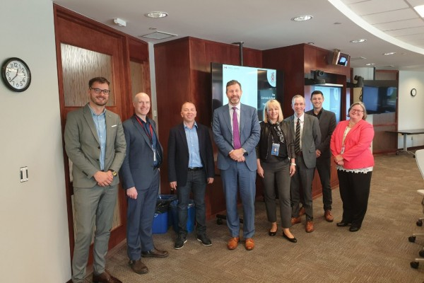 Succesful meetings between ReSPA and Canadian institutions