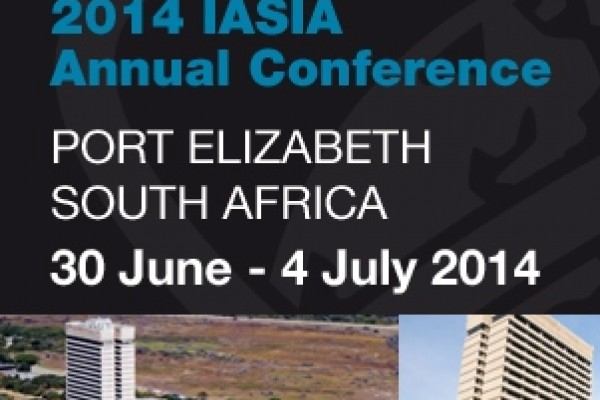 2014 Annual Conference of IASIA - South Africa - CALL FOR PAPERS