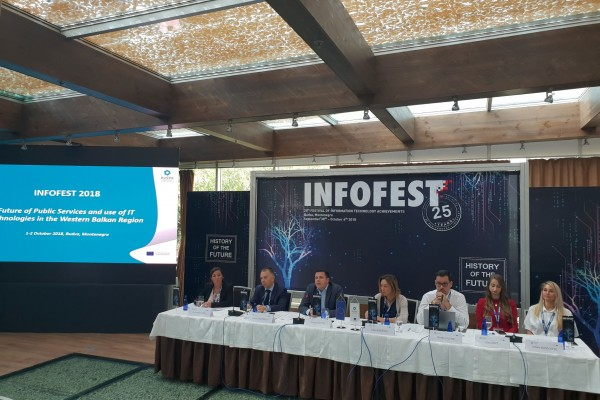 ReSPA contributes to the INFOFEST 2018