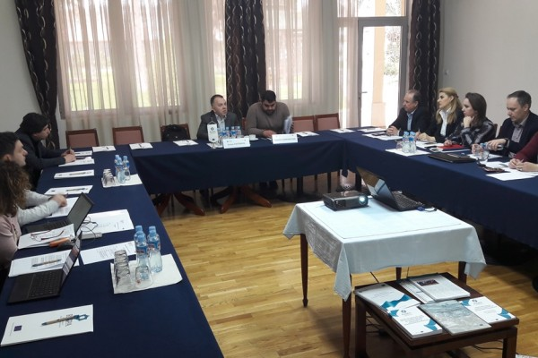 Skopje hosted the 5th Focus group meeting within Regional Comparative Study on Service Delivery