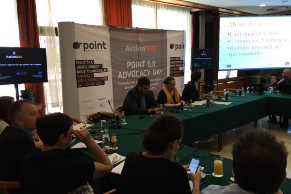 ReSPA participates at the OGP meeting in Sarajevo 1.jpg