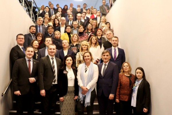 ReSPA Conference on Regional Co-operation for Public Administration Reforms in the Western Balkans