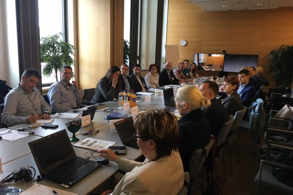 Meeting on Electronic Catalogues in Public Procurement, 27 – 28 June 2017, Helsinki, Finland