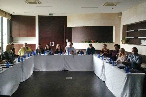 TEN Workshop – CSO Participation in Policymaking, Budva, 13 May 2017