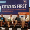 "The 1st WeBER Regional Conference ""Citizens First – Civil Society Demands for Better Administration in the Western Balkans"